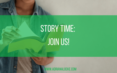 Story Time: Join Us!