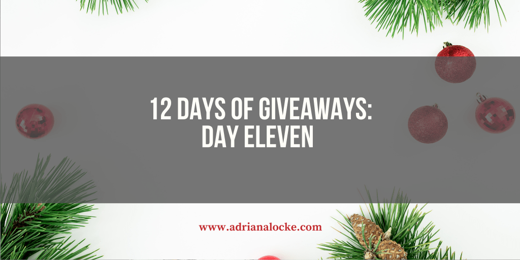 12 Days of Giveaways: Day 11