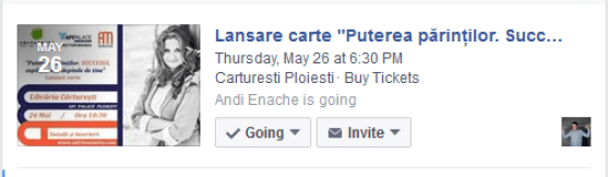 Event Fb Ploiești