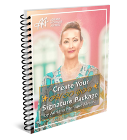 Signature Package eBook Example