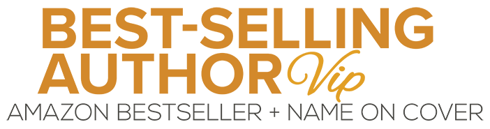 Amazon Best-Selling Author Logo - VIP BUY BUTTON WEB