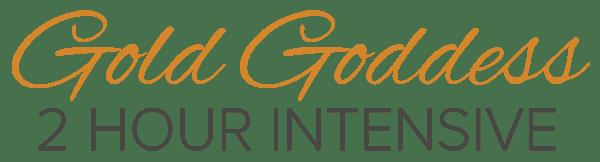 Gold Goddess 2 Hour Intensive Banner