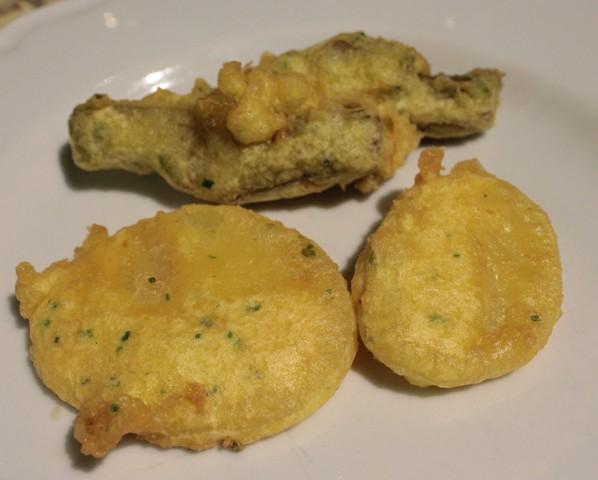 Cena Fritto misto al Tassobarbasso San Mauro Tse_28022014  La mia cucina_Bucataria mea
