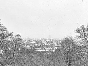 Por primera vez en la nieve: el invierno en Alemania