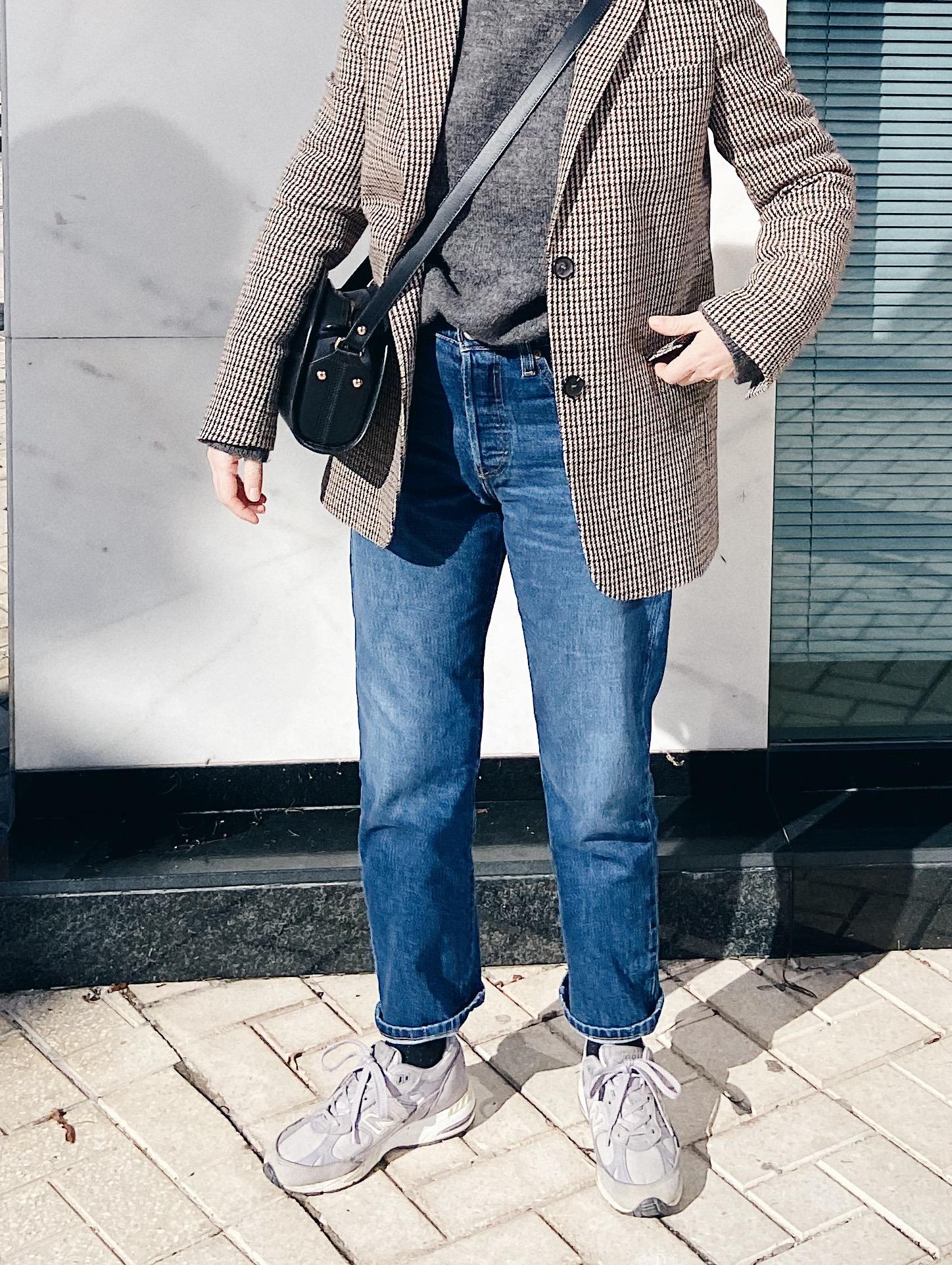 la blazer perfecta