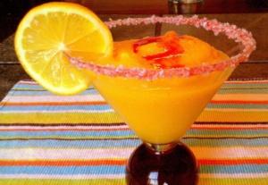 Spicy Mango Margarita