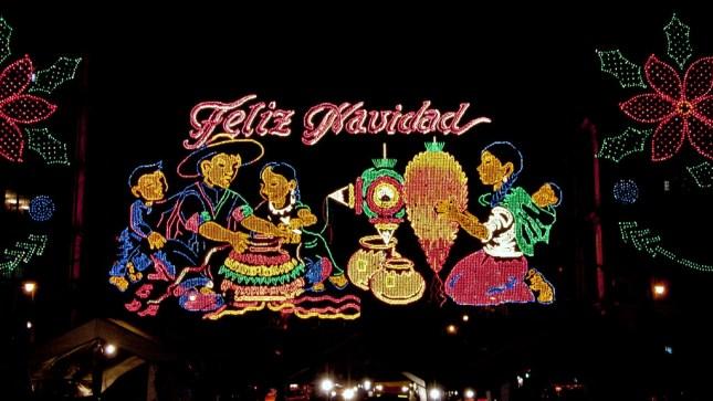 Feliz Navidad let's celebrate Las Posadas