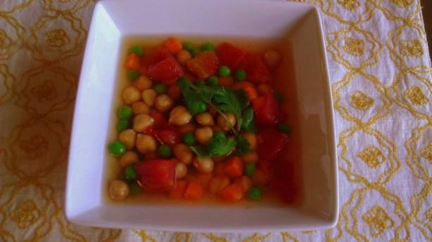 Garbanzo Soup