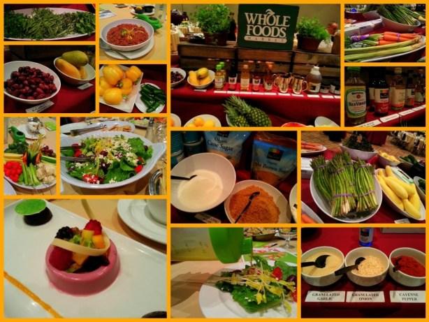 The Gourmet Soiree Ingredients