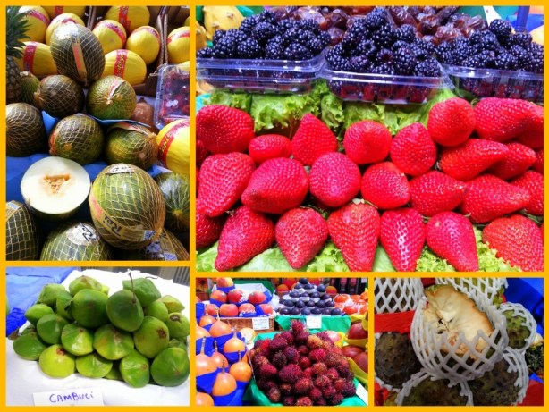 Fruits at Mercado Municipal