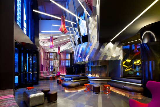 W Hotel Seattle ~ Photo credit W Hotel