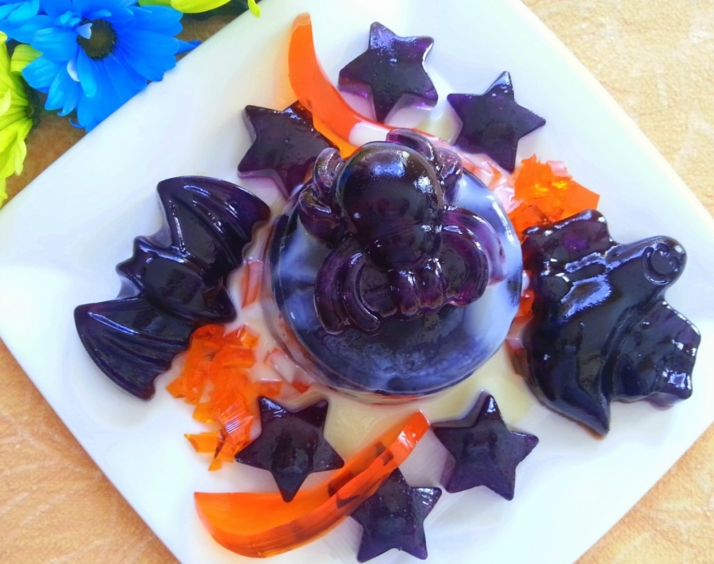 Halloween Jello for the Kids #ABRecipes