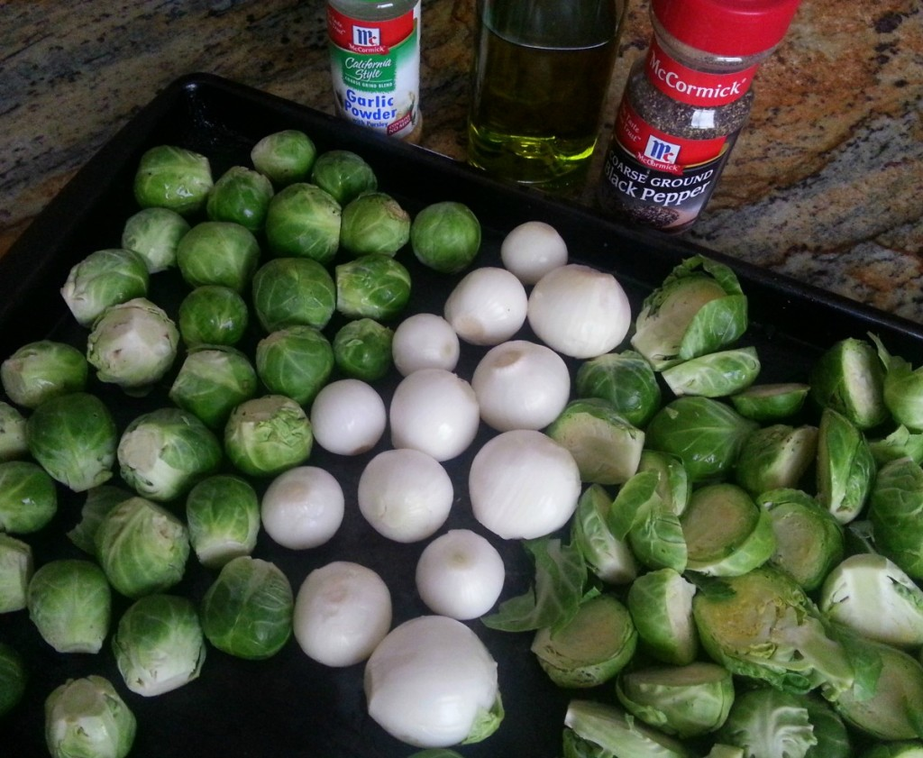 How to prepare Grilled Brussels Sprouts #ABRecipes