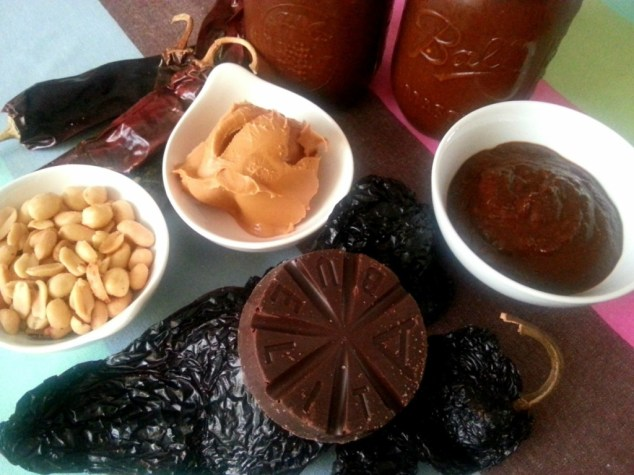 Delicious Mexican Mole #ABRecipes