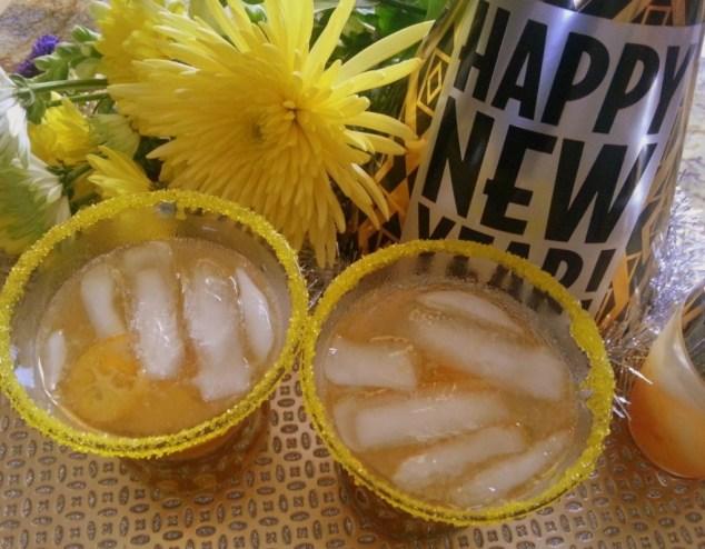 Kumquat Martini #ABRecipes