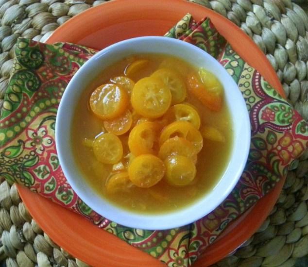 Kumquat Preserve #ABRecipes