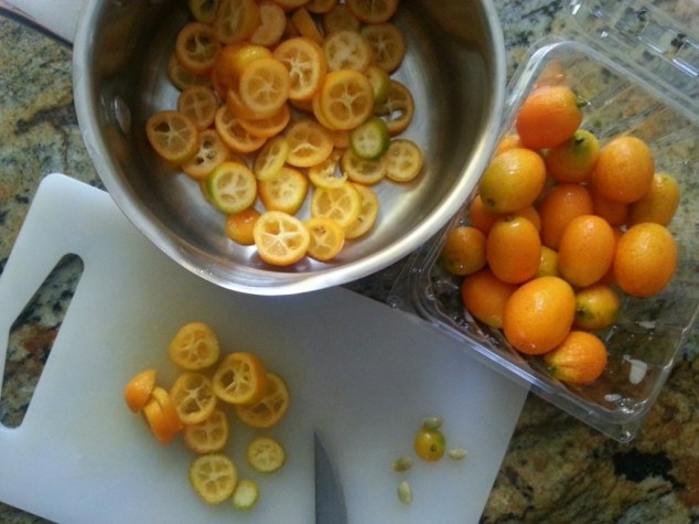Kumquat or naranja china #ABRecipes