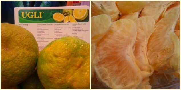 UGLI Fruit from Fresh King  #SouthernExposure