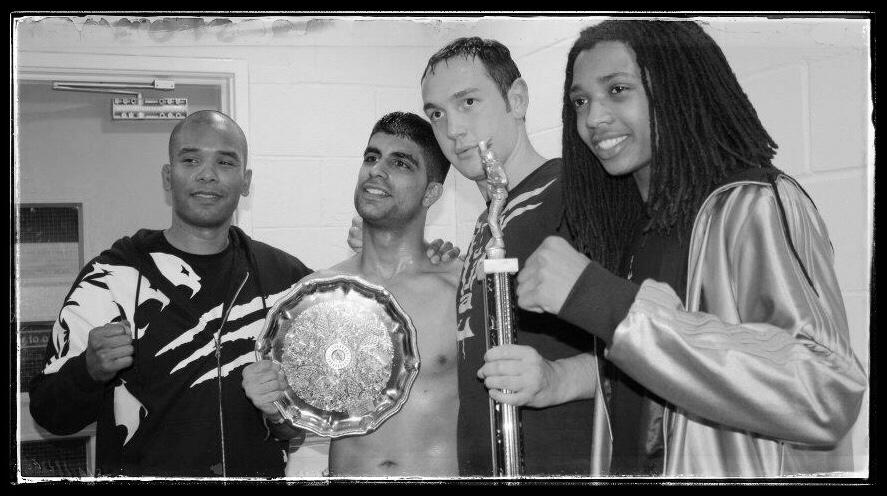 Fu Jau Kickboxing & Martial Arts Academy in Slough Berkshire Build Champions