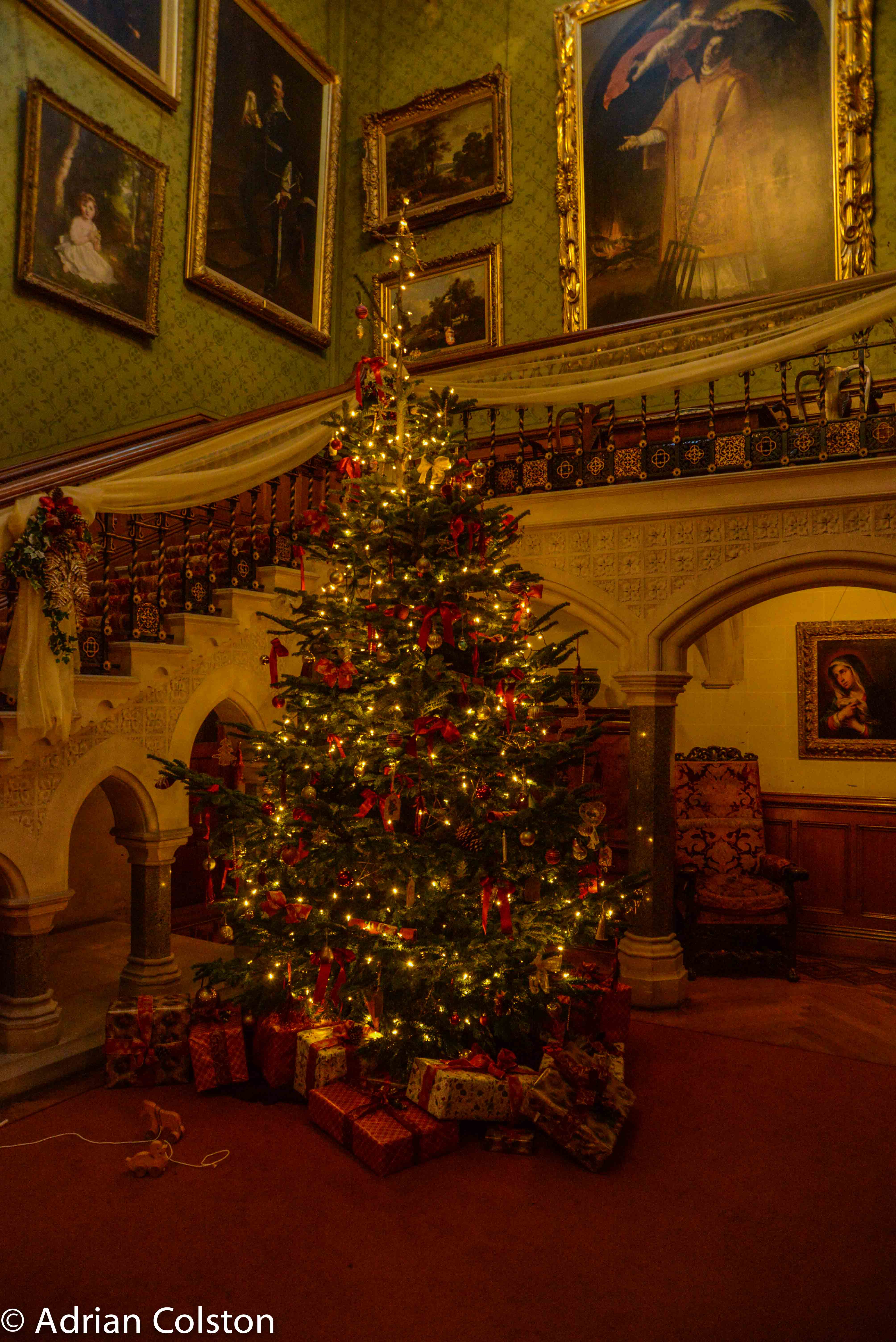A Very Tyntesfield Christmas A Dartmoor Blog