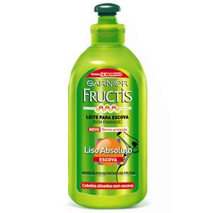 Leite para Escova Garnier Fructis