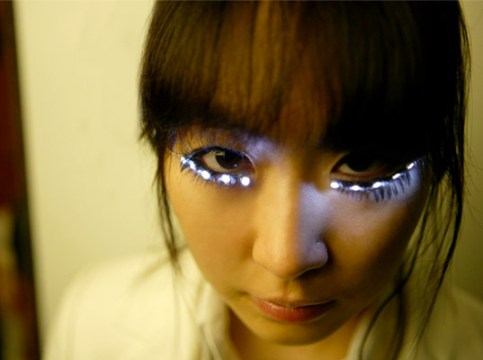 led-eyelashes