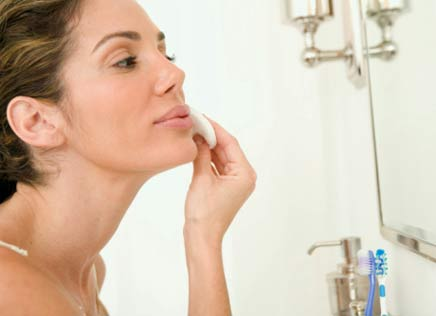 Maquiagem com filtro solar