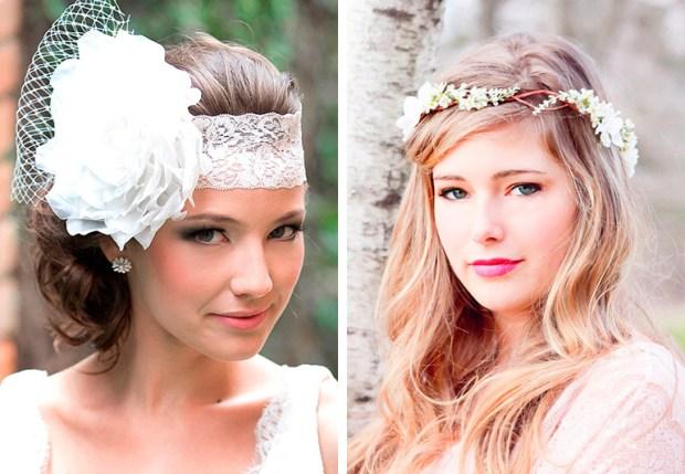 Penteados para noivas Primavera Verão 2016