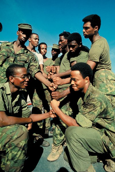 vietnam black soldiers