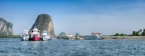 Pak Meng Dock Trang Thailand