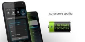 P6 Quad Plus autonomie
