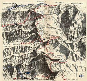 Harta Moldoveanu