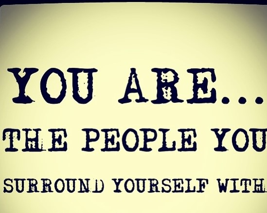 you are who you