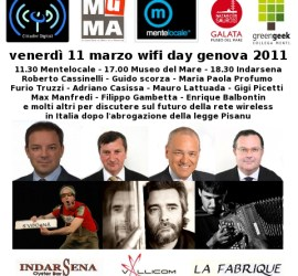 Wifi Day Genova 2011