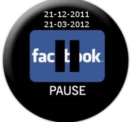 facebook pause badge