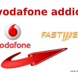 Vodafone addio