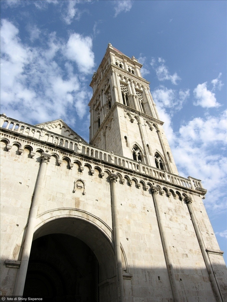 Croazia, Trogir, Cattedrale di S. Lorenzo
