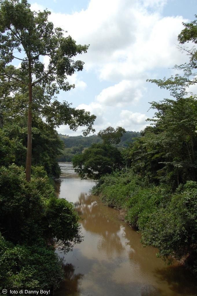 Gabon, Lopé-Okanda