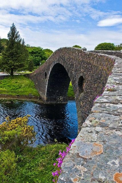 Scozia, Seil, ponte medievale