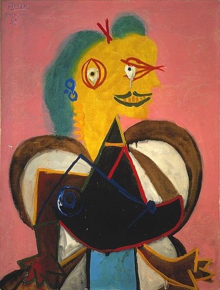 Pablo Picasso, Ritratto di Lee Miller 1937