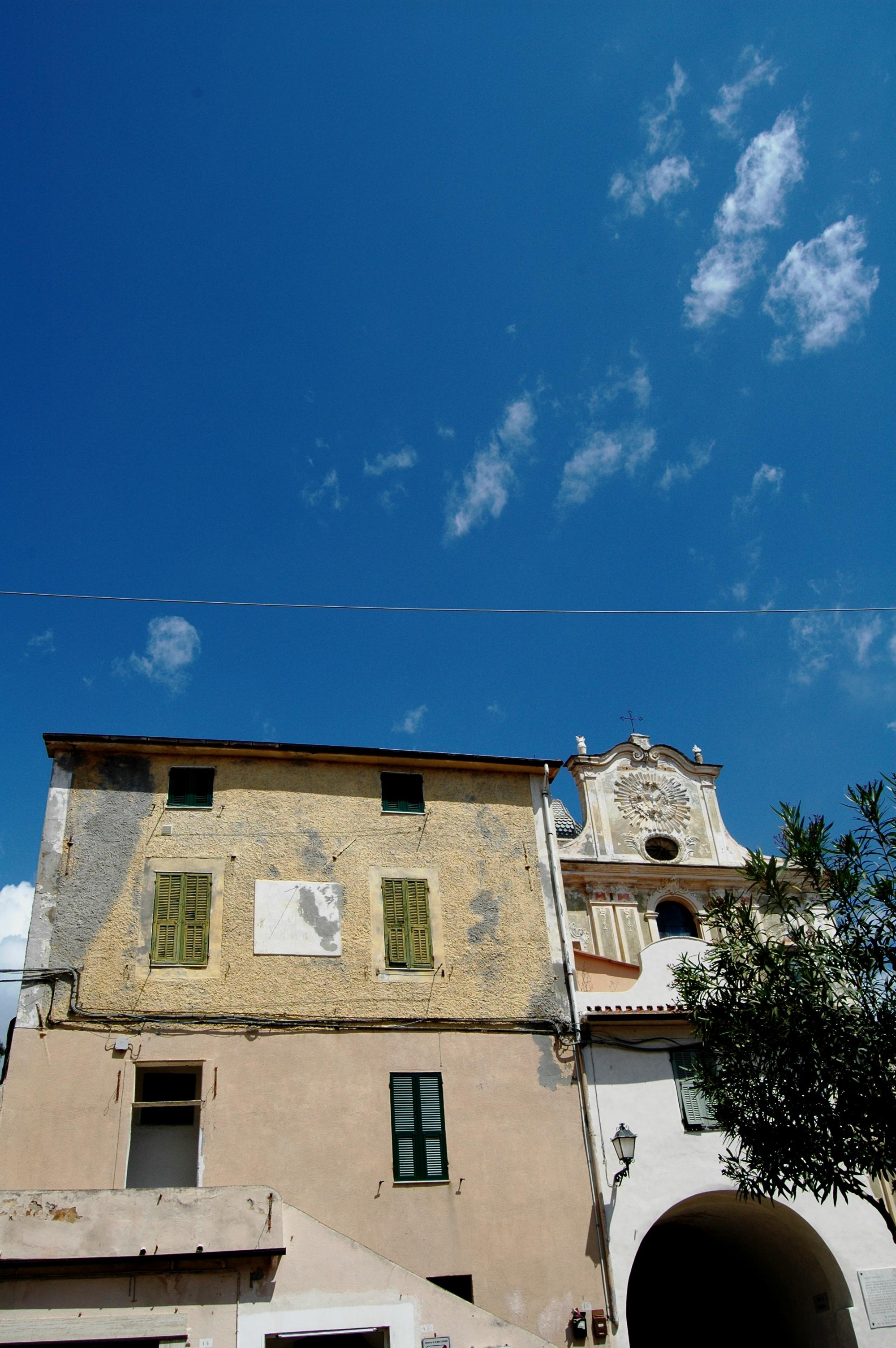 Riva Ligure, scorcio