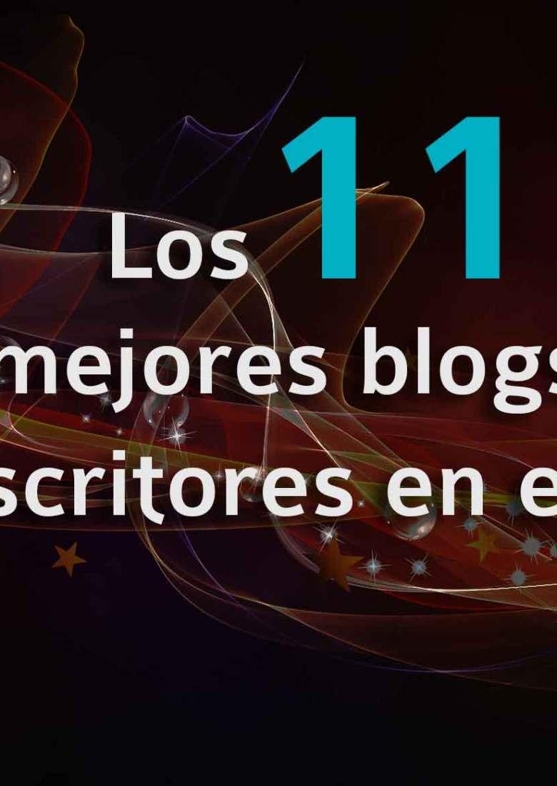 Los 11 mejores blogs para escritores