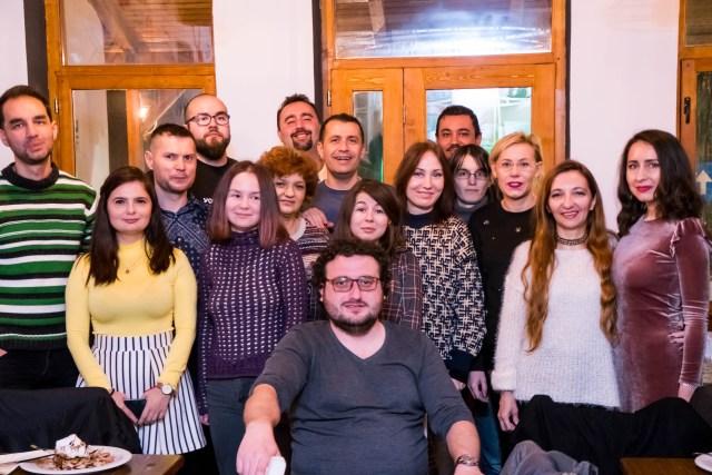 înâlnirea bloggerilor