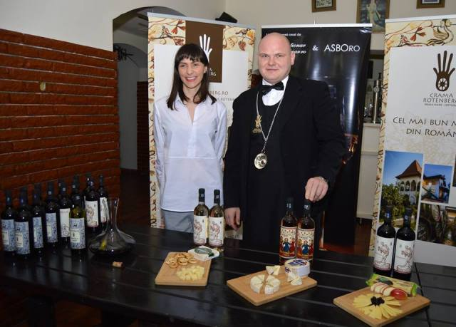 Brânzeturi cum se cuVin #21 - Delaco - Rotenberg