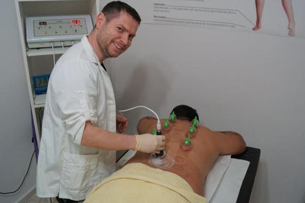 Terapia cupping sau tratamentul cu ventuze