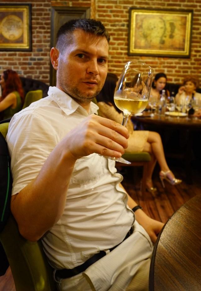 degustarea vinului