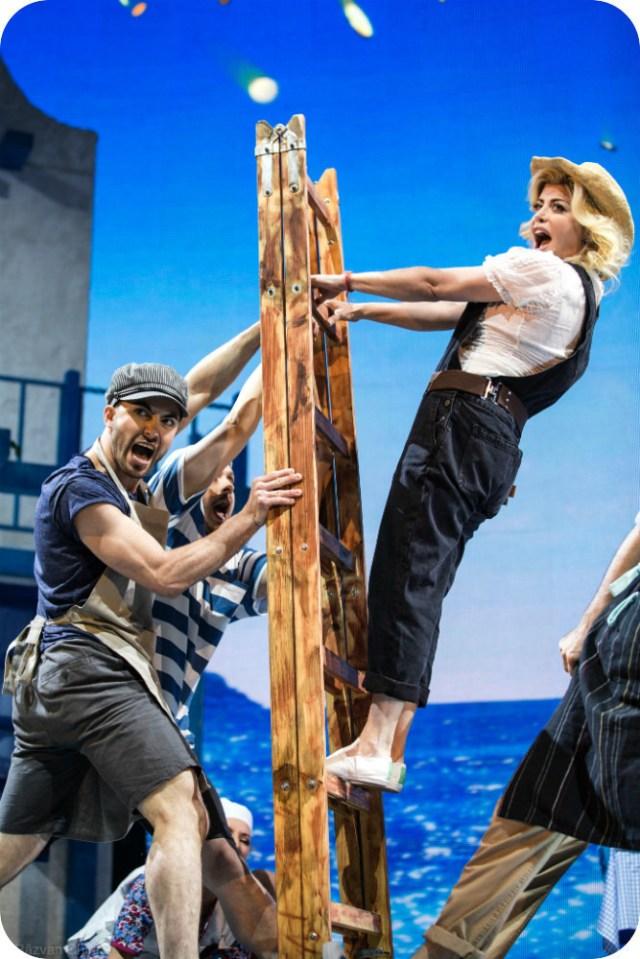 Concurs 4 bilete la Mamma Mia