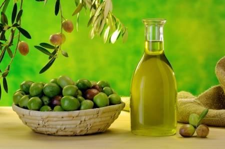 Alimente bogate în grăsimi bune - Uleiul de măsline