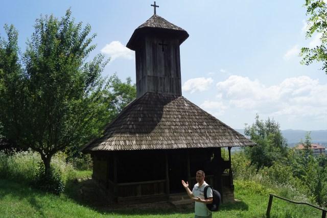 biserică de lemn
