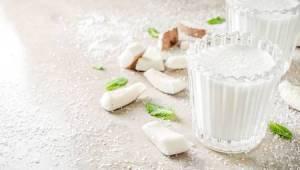 Laptele de cocos